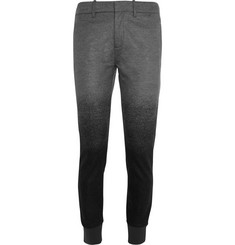 Neil Barrett Dégradé Wool-Blend Trousers