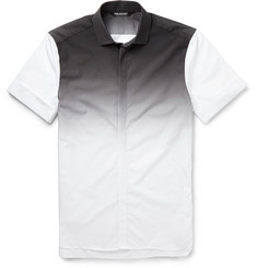 Neil Barrett Slim-Fit Dégradé Cotton Shirt