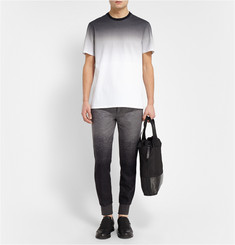Neil Barrett Dégradé Cotton-Jersey T-Shirt