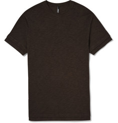 Neil Barrett Slubbed Cotton-Jersey T-Shirt