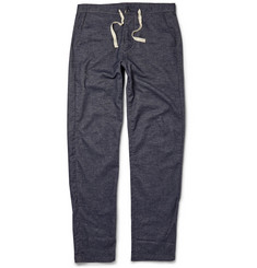 Oliver Spencer Loungewear Drawstring Cotton Trouser