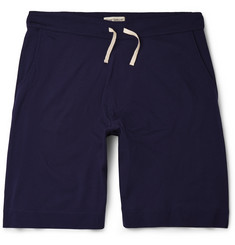 Oliver Spencer Loungewear Supima Cotton-Jersey Shorts