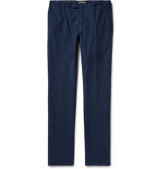 Boglioli Slim-Fit Corduroy Trousers