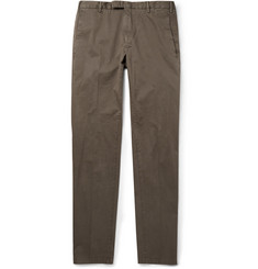 Boglioli Stretch-Cotton Twill Trousers