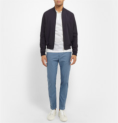 Faconnable Cotton Bomber Jacket