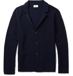 Faconnable Knitted-Cotton Jacket