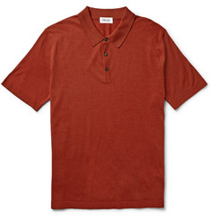 Faconnable Wool Polo Shirt