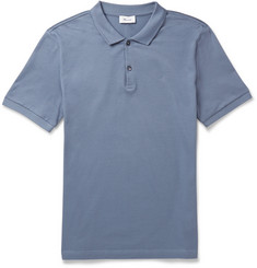 Faconnable Cotton-Piqué Polo Shirt