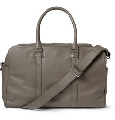 Faconnable 24-Hour Leather Holdall