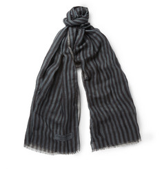 Dolce & Gabbana Striped Scarf