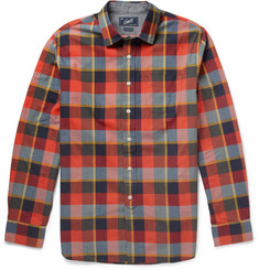Grayers Plaid-Check Cotton Shirt