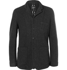 Grayers Regular-Fit Unstructured Boiled-Wool Blazer