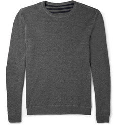 Incotex Reversible Cotton Sweater