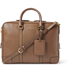Burberry Shoes & Accessories Leather Briefcase