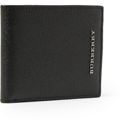 Burberry Shoes & Accessories Leather Billfold Wallet