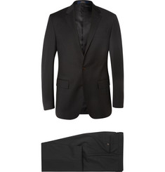 Polo Ralph Lauren Grey Slim-Fit Wool Suit