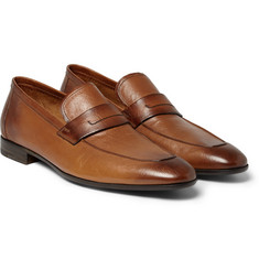 Berluti - Lorenzo Leather Loafers