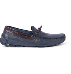 Berluti Leather Driving Shoes