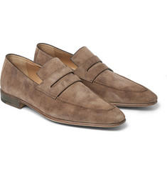 Berluti Andy Suede Loafers