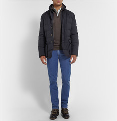 Canali Regular-Fit Stretch-Denim Jeans