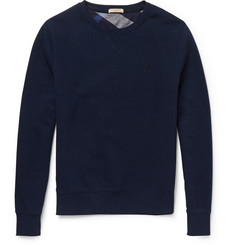 Burberry Brit Cotton-Blend Sweater