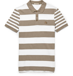 Burberry Brit Striped Polo Shirt