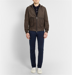 Berluti Packable Nubuck Jacket