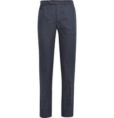 Berluti Cotton, Linen and Silk-Blend Trousers