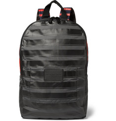 Marc by Marc Jacobs Packable Striped Nylon Backpack