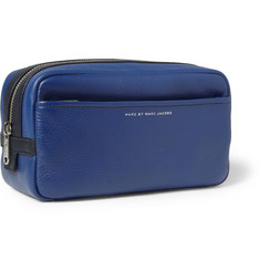 Marc by Marc Jacobs Skipper Textured-Leather Wash Bag