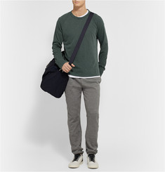 James Perse Loopback Supima Cotton Sweatshirt