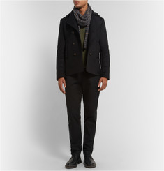 Tomas Maier Wool-Blend Peacoat