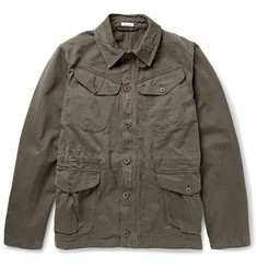 Tomas Maier Cotton-Gabardine Jacket