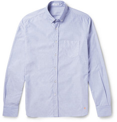 Tomas Maier Cotton-Chambray Oxford Shirt