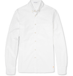 Tomas Maier Cotton-Poplin Oxford Shirt