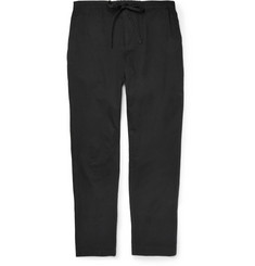 Tomas Maier Tapered Cotton Trousers
