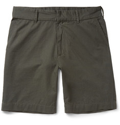 Tomas Maier Cotton-Twill Shorts