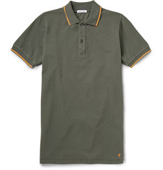 Tomas Maier Cotton-Piqué Polo Shirt