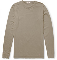 Tomas Maier Cotton-Jersey Long-Sleeved T-Shirt