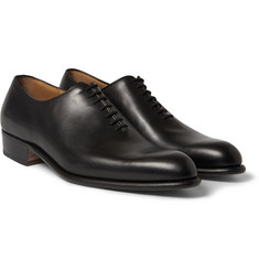 J.M. Weston 402 Flore Leather Oxford Shoes
