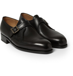 J.M. Weston - 531 Leather Monk Strap Shoes
