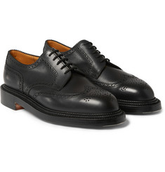 J.M. Weston - 590 Leather Wingtip Brogues