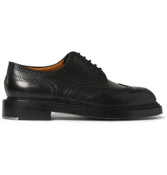 J.M. Weston 590 Leather Wingtip Brogues