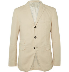 Massimo Alba Slim-Fit Unstructured Blazer