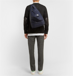 Loewe Full-Grain Leather Backpack