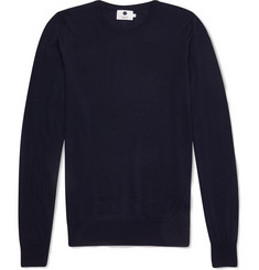 NN.07 Charles Fine-Knit Merino Wool Sweater