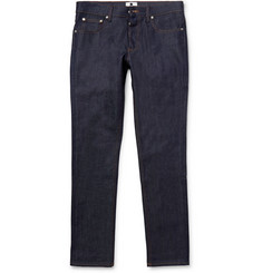 NN.07 James Slim-Fit Rinsed Denim Jeans
