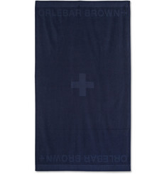 Orlebar Brown Baron Cotton Beach Towel