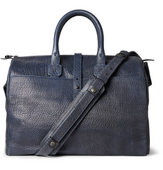 Parabellum Full-Grain Bison Leather Day Bag