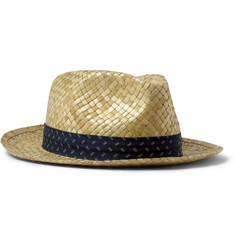 Paul Smith Shoes & Accessories Woven Straw Hat